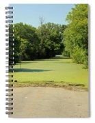 Watch For Water On Road Spiral Notebook