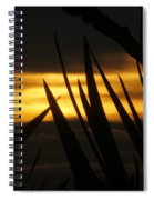 Watch More Sunsets Spiral Notebook