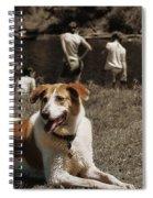 Watchdog Spiral Notebook
