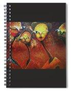 Watchers  Spiral Notebook