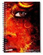 Watchful Spirit Spiral Notebook