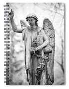 Watching Over Me Spiral Notebook