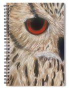 Watching Over You Spiral Notebook