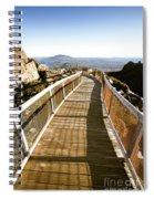 Watchtower Lookout, Ben Lomond, Tasmania Spiral Notebook