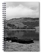 Watendlath Tarn In The Lake District Cumbria Spiral Notebook