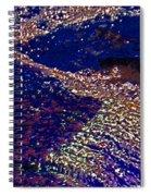 Water 1-3 Spiral Notebook