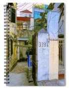 Water And Electric Paid Spiral Notebook