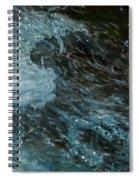 Water Art 11 Spiral Notebook