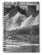 Water Birds Spiral Notebook