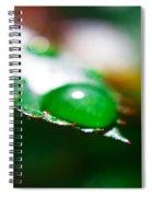 Water Diamonds 7  Spiral Notebook