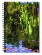 Water Dwellers Spiral Notebook