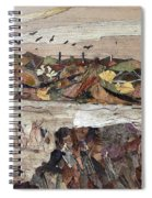 Water Fall Spiral Notebook