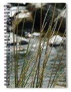 Water Flowing 1 Spiral Notebook