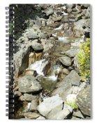Water Flowing 6 Spiral Notebook
