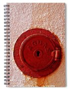 Water Hole 2 Spiral Notebook
