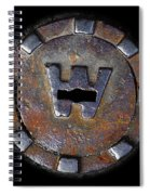 Water Hole Spiral Notebook