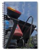 Water Machine Spiral Notebook