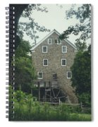 Water Mill Spiral Notebook