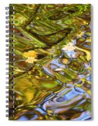 Water Prism Spiral Notebook