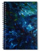 Water Reflections 1 Spiral Notebook