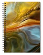 Water Reflections 1064 Spiral Notebook
