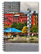 Water Street-toledo Ohio Spiral Notebook