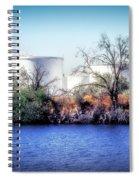 Water Tanks Spiral Notebook