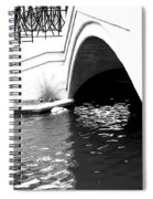 Water Under The Bridge Spiral Notebook