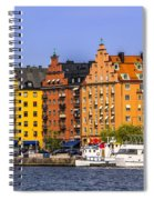 Water View Spiral Notebook