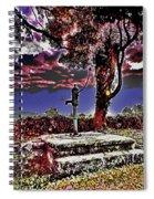 Water Well Kilkeasy, Kilkenny Spiral Notebook