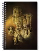 Waterboy As The Buddha Spiral Notebook
