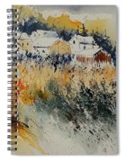 Watercolor  011071 Spiral Notebook
