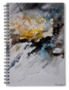 Watercolor 011130 Spiral Notebook
