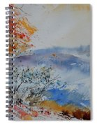 Watercolor  012060 Spiral Notebook
