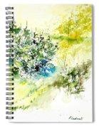 Watercolor 014042 Spiral Notebook