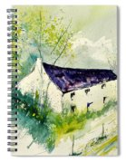 Watercolor 014062 Spiral Notebook