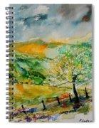 Watercolor 014091 Spiral Notebook