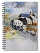 Watercolor 015022 Spiral Notebook