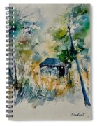 Watercolor 015042 Spiral Notebook
