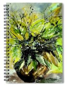 Watercolor 016070 Spiral Notebook