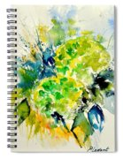 Watercolor 017050 Spiral Notebook
