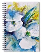 Watercolor 017070 Spiral Notebook