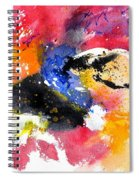 Watercolor 017081 Spiral Notebook
