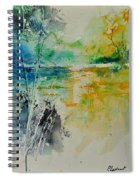 Watercolor 018080 Spiral Notebook