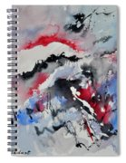 Watercolor 0410563 Spiral Notebook