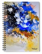 Watercolor 111001 Spiral Notebook