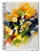 Watercolor 115002 Spiral Notebook