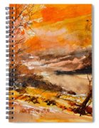 Watercolor 115011 Spiral Notebook