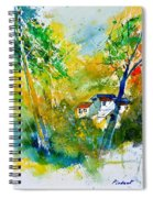 Watercolor 115021 Spiral Notebook