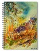 Watercolor 115060 Spiral Notebook